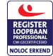 Register Loopbaan Professional Noloc Erkend