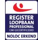Register Loopbaan Professional Noloc Erkend